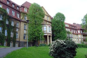Szpital Bukowiec - atrakcje w Kowarach