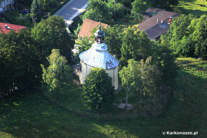 Kowary atrakcje - kaplica Św. Anny