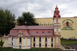 Kowary atrakcje - Park Miniatur Zabytków Dolnego Śląska